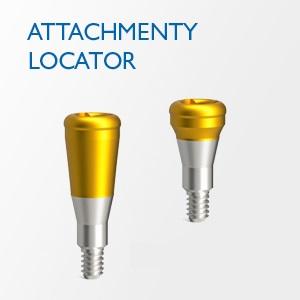 Attachmenty LOCATOR
