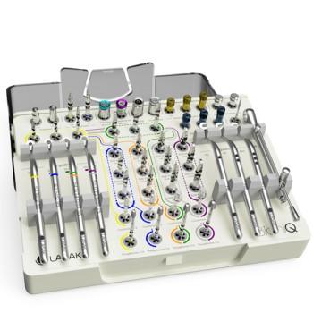 Sada nástrojů pro navigovanou chirurgii v kazetě