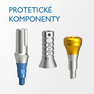 Protetické komponenty